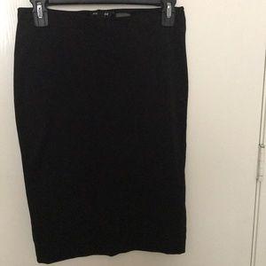 NWOT jersey pencil skirt
